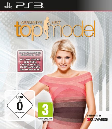 Germany's next Topmodel 2011.