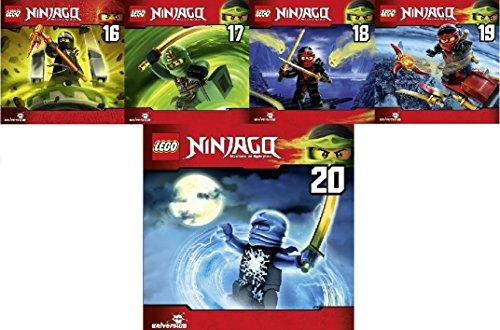 Ninjago - Hörspiel, Vols. 16-20