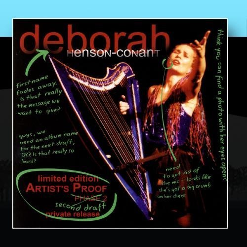 Artist's Proof: Phase 2 by Deborah Henson-Conant (2011-01-10)