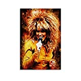 baozou Tina Turner 2 Poster, dekoratives Gemälde,