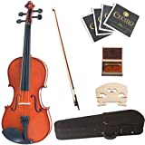 Cecilio 4/4 CVN-100 Solid Wood Student Violin