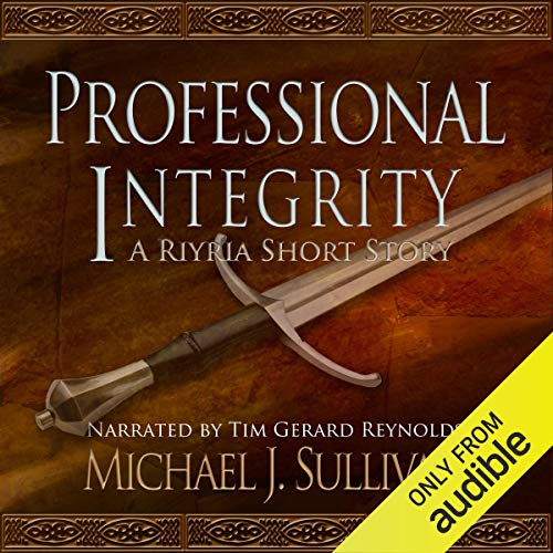 Couverture de FREE: Professional Integrity (A Riyria Chronicles Tale)