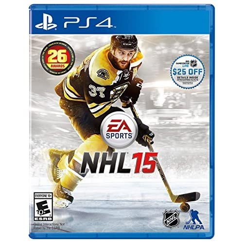 Ps4 Hockey Amazon Com