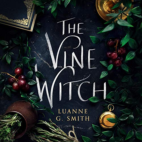The Vine Witch audiobook cover art