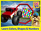 Learn Colors, Shapes and Numbers - A Preschool Review