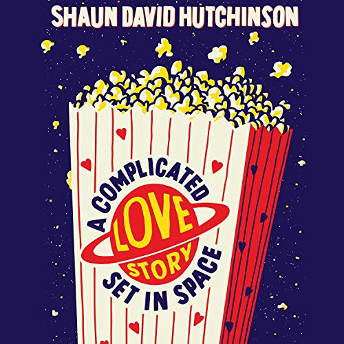 Couverture de A Complicated Love Story Set in Space