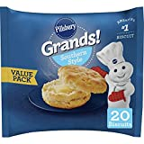 BISCUITS: Delicious and flaky biscuit dough for the perfect addition to any meal. Quick and Easy: Easy-to-bake dough for fresh and warm biscuits ready in minutes SIMPLE INGREDIENTS: No colors from artificial sources and no high fructose corn syrup. H...