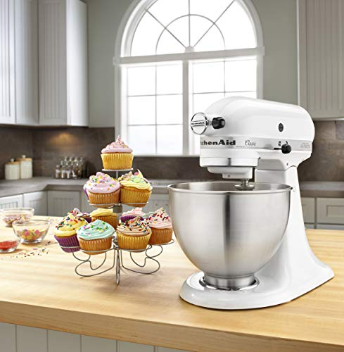 KitchenAid K45SSWH, White