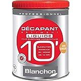 Decapante Bâtiment 10líquido–1litro–Blanchon