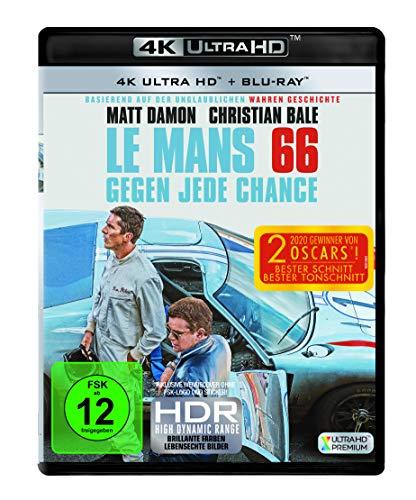 Le Mans 66 - Gegen jede Chance (4K Ultra HD) (+ Blu-ray 2D)