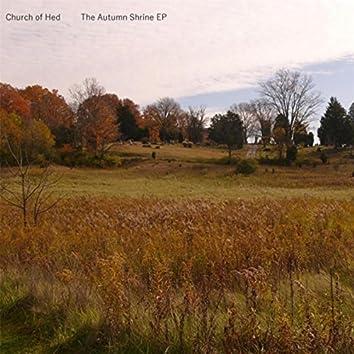The Autumn Shrine - EP