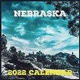 Nebraska Calendar 2022: Daily, Weekly and Monthly Planner   Nebraska 2021-2022 Planner   Nebraska Calendar and Organizer   small calendar