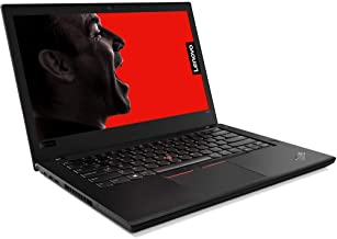 "Lenovo Thinkpad T490 14"" Full HD FHD (1920x1080) IPS Anti-Glare Business Laptop (Intel Quad-Core i7-8565U, 8GB DDR4 RAM, 5..."
