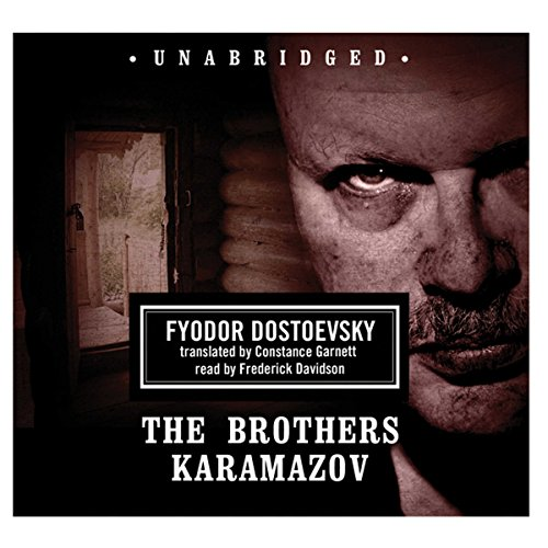The Brothers Karamazov copertina