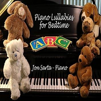 Piano Lullabies for Bedtime