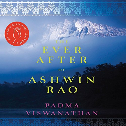 The Ever After of Ashwin Rao audiobook cover art