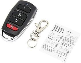 517/516DK Wireless Door Remote Control 433mhz Controller Colorful Electric Garage Door Remote Control Key 4 Key Door Contr...