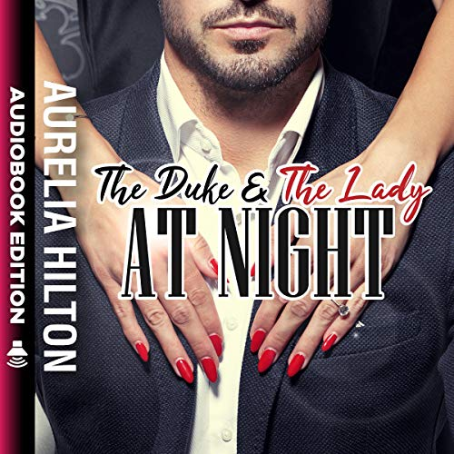The Duke and the Lady at Night  cover art