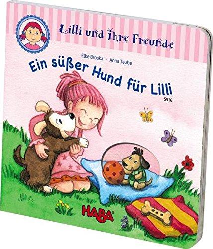 HABA 5916 - Gucklochbuch: Lilli und ihre Freunde - Ein süßer Hund