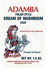 Adamba Polish Style Cream of Mushroom Soup Mix 3-Pack
