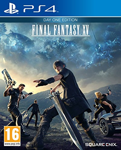 Final Fantasy XV: Day One Edition (PS4) UK IMPORT VERSION