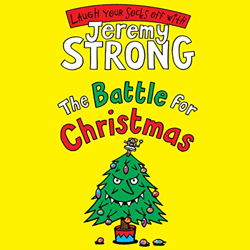 The Battle for Christmas audiobook cover art