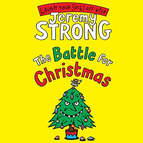 The Battle for Christmas cover art