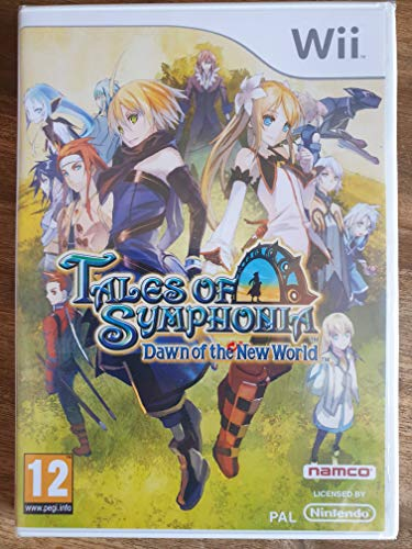 Wii Tales of Symphonia : Dawn of the New World