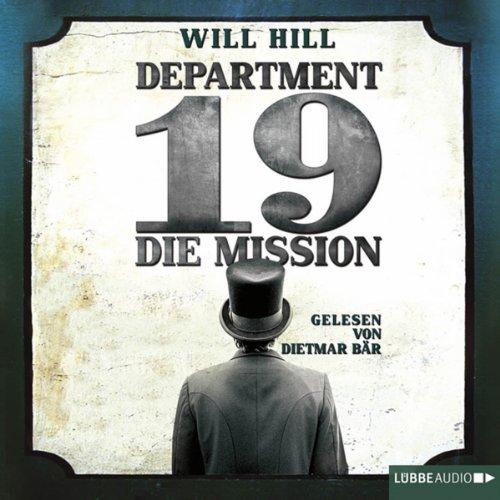 Die Mission Titelbild