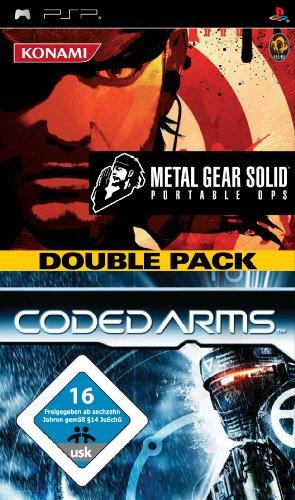 Metal Gear Solid: Portable Ops + Coded Arms [Importación alemana]
