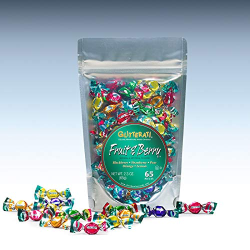 Glitterati FRUIT BERRY discount MEDLEY - Candies Hard Famous Miniature Same day shipping