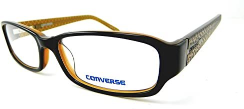 New Converse Eyeglasses With Spring Temples - What's Next - Brown (53-16-135)