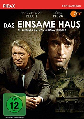 Das einsame Haus / Packender Psychothriller von Ladislav Mňačko mit Hans-Christian Blech und Jörg Pleva (Pidax Film-Klassiker)
