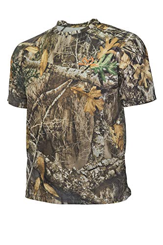 Staghorn Realtree All Over Camo Short Sleeve T-Shirt