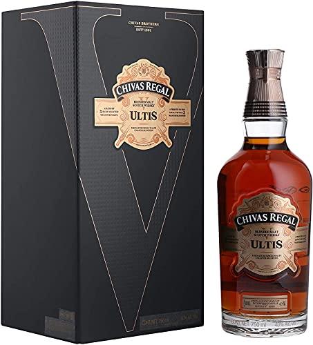 Chivas Regal Scotch ULTIS Whisky mit Geschenkverpackung (1 x 0.7 l)