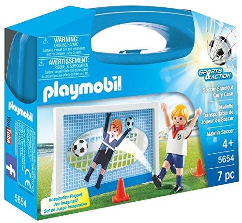 Playmobil - Mitnehmkoffer Soccer