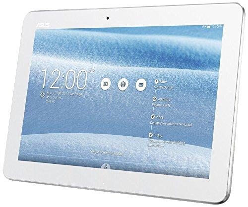 Asus TF103CG-1B043A MeMo Pad 3G con Pannello LCD da 10 Pollici HD, LED, 16 GB di SSD, Android KitKat 4.4, Bianco
