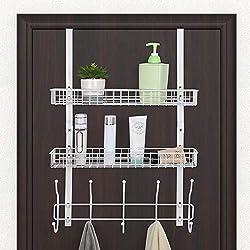 over-the-door organizing rack