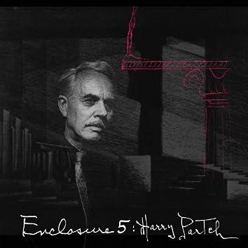 Partch, H.: Enclosure 5