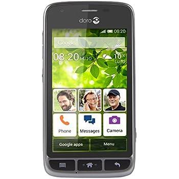 Doro Liberto 820 Mini - Smartphone Libre Android (Pantalla 4.5 ...