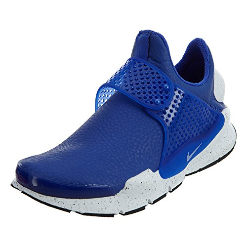 Nike Women WMNS Sock Dart PRM (Paramount Blue/White-Black) Size 7.0 US