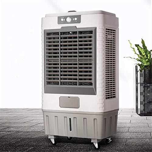 Nassvorhang-Luftkühler mobiler Klimaventilator industrielle wassergekühlte Klimaanlage Nassvorhang-Verdunstungskühlventilator Großhandel@Mechanisches Luftvolumen 8000