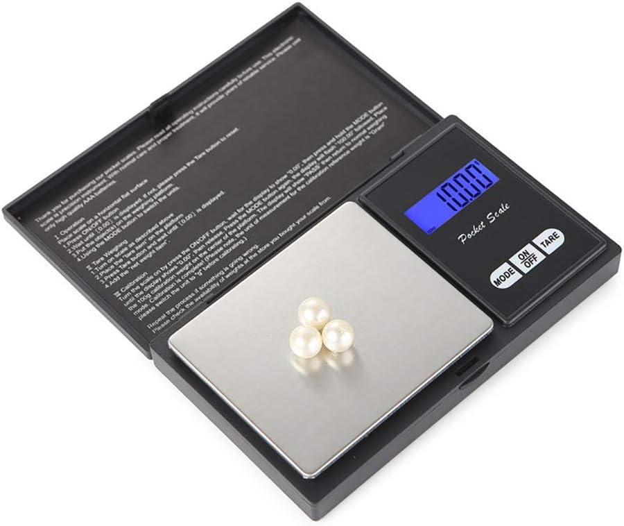 Wenini Digital Mini Scale, 200g500g /0.01g Pocket Scale, Electr