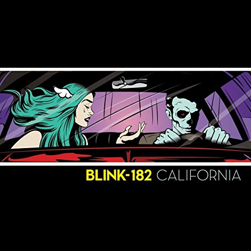 California (Deluxe Edition)(Limited Edition, 2-LP, 180 Gram Pink/Black Marble Vinyl, Download Card) [Vinilo]