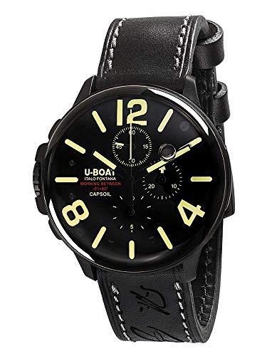 U-BOAT CAPSOIL Chrono DLC Relojes Hombre 8109