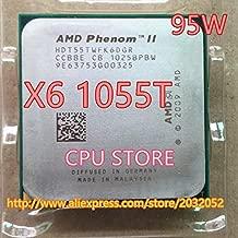FENGYI Phenom II X6 1055T x6 1055T 95W CPU processor 2.8GHz AM3 938 Processor Six-Core 6M Desktop CPU