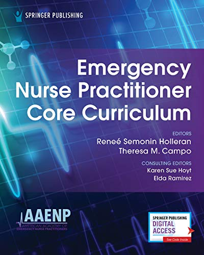 Emergency Nurse Practitioner Core Curriculum – A Comprehensive Certification Review for Emergency