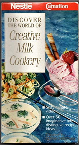 Discover the World of Creative Milk Cookery by Nestle Carnation