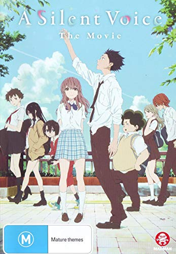A Silent Voice: The Movie | Anime | NON-USA Format | PAL | Region 4 Import - Australia