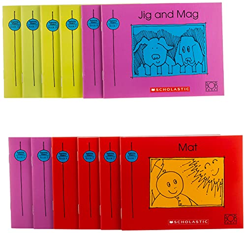 Product Image of the Bob Books, Set 1: Beginning Readers